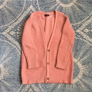 Perfect pink cardigan